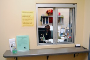 Clinic Window
