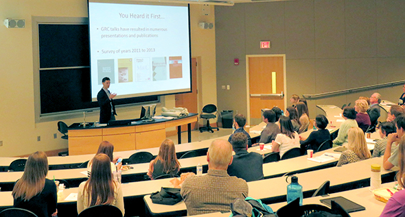 GRC presentations